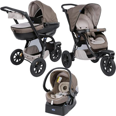 Chicco Top pack trio poussette activ3 top chicco de chicco