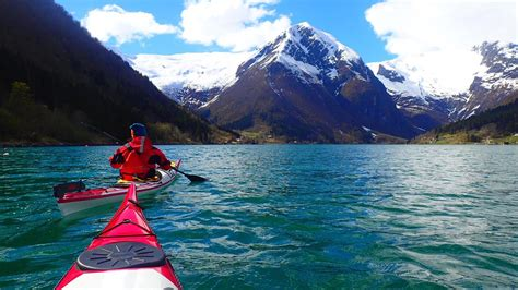 fjord kayaking bergen 3 hour kayak tour in balestrand norway book a tour