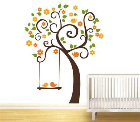 bird and tree wall stickers birds and tree wall stickers for by artollo