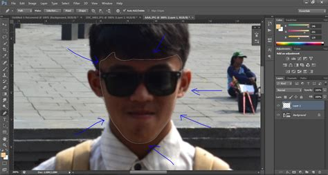 tutorial kartun vektor dengan photoshop tutorial membuat vektor kartun di photoshop