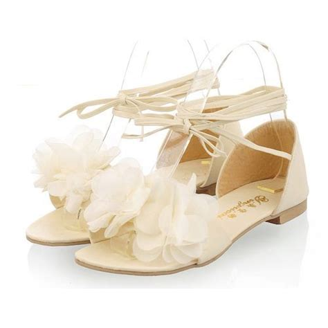 ivory strappy sandals wedding discount ivory flat strappy summer wedding bridal