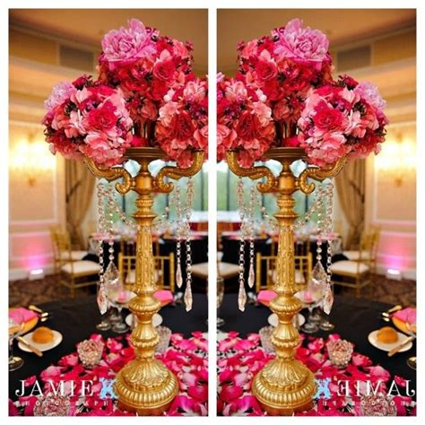14 best images about gold and fushia wedding ideas on