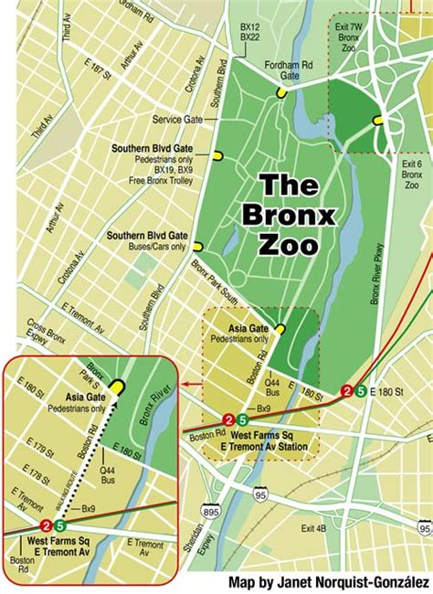 bronx zoo map information on bronx zoo empire state magazine your guide to new york city