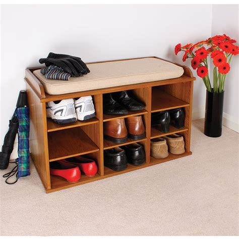 storage bench for shoes shoe storage bench best