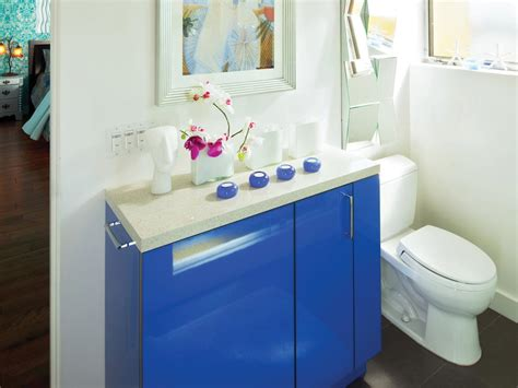 Compact Bathroom Furniture Small Bathroom Cabinets Hgtv