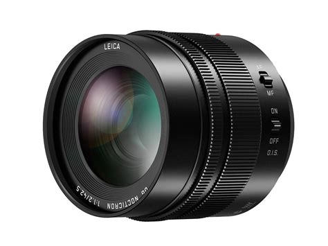 New New New Dg 3 Leica Dg Nocticron 42 5mm F 1 2 Lens Announced Price