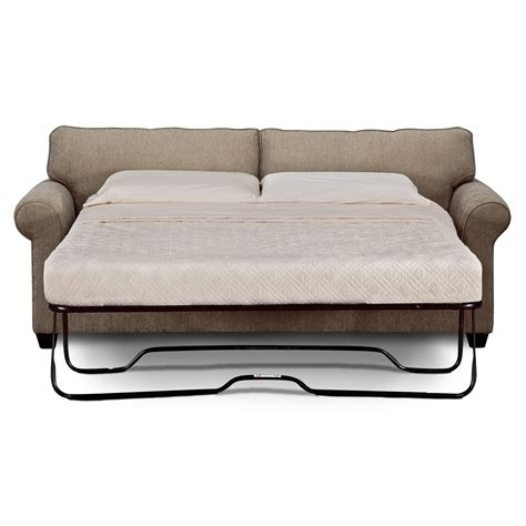 Sofa Sectional Sleeper Fletcher Sleeper Sofa Value City Furniture