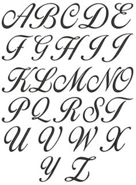 tattoo font running writing 1000 ideas about tattoo lettering alphabet on pinterest