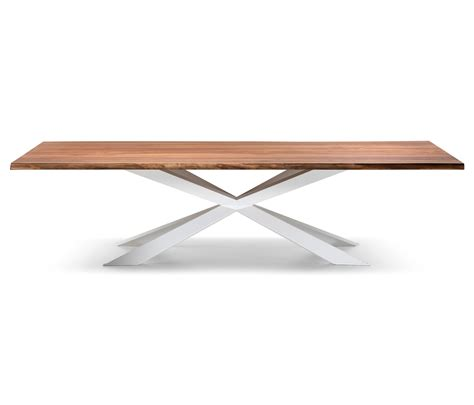 cattelan italia spyder wood dining tables from cattelan italia architonic