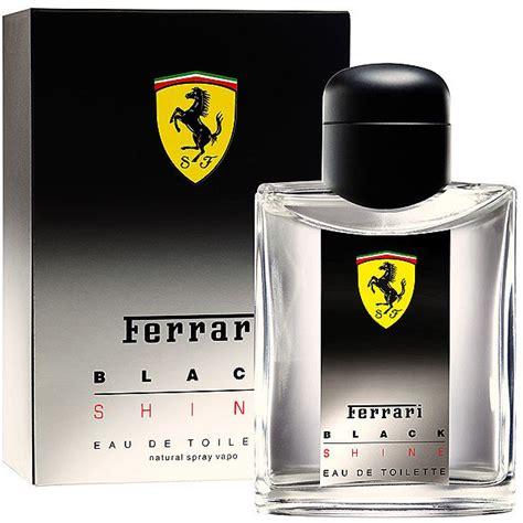Ferrari Perfume by Scuderia Ferrari Black Shine Ferrari Cologne A Fragrance