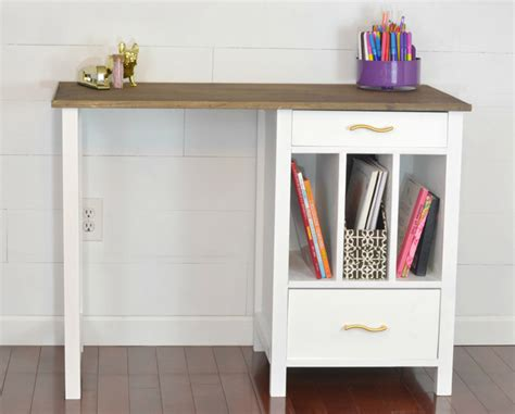diy desk with drawers white desk hutch for file cubby base desk with