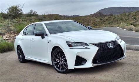 lexus gsf road test 2016 lexus gs f testdriven tv