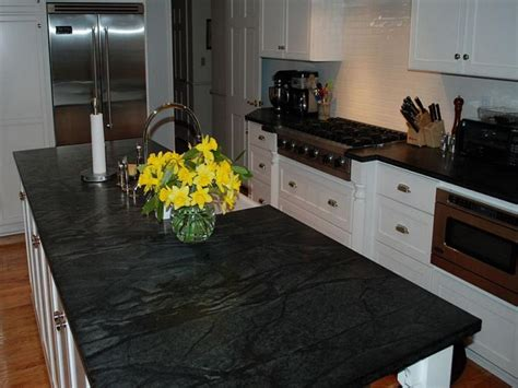 Is Soapstone Expensive Kitchen Cabinet Costs Per Linear Foot Home Decorating
