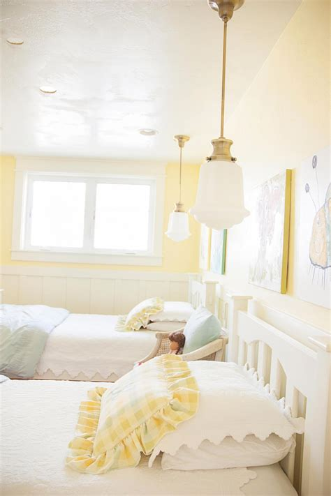soft yellow bedroom photo page hgtv