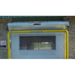 Overhead Door Manufacturing Locations Car Wash Facilities Overhead Rapid Coiling Fabric Doors Rollseal A Division Of Hh