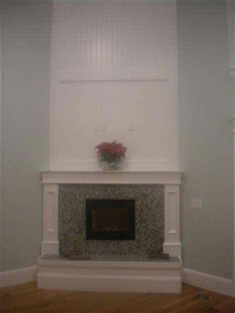 beadboard fireplace surround beadboard wall above fireplace fireplace wall