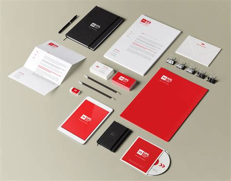 corporate layout inspiration 25 clover creative corporate identity designs for your
