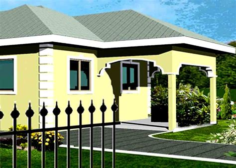 small house design  ghana   african countries