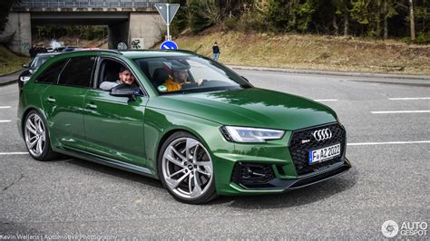 Audi Rs4 B9 by Audi Rs4 Avant B9 30 March 2018 Autogespot