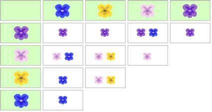acnl flower guide animal crossing new leaf hybrids animal crossing