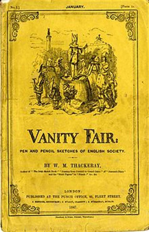 Vanity Fair Thackeray Summary by The Captain 1967 Novel