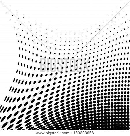 10 distressed vector halftone patterns for illustrator halftone illustrator halftone vector photo bigstock