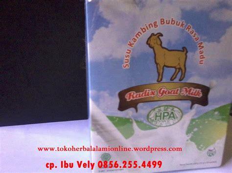 Kambing Etawa Organik Power Goat Milk Bubuk katalog produk organik toko produk herbal hpa jual