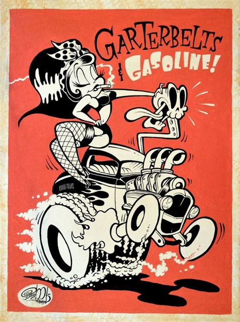 Kats Nano Fungky 80 best ratfink images on