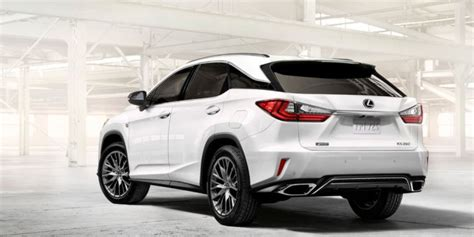 lexus pakistan 2016 lexus rx 350 rx 450h will be on sale later this year