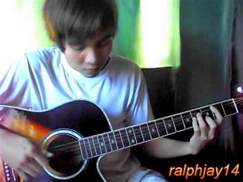 guitar tutorial walang iba walang iba ezra band fingerstyle guitar cover youtube