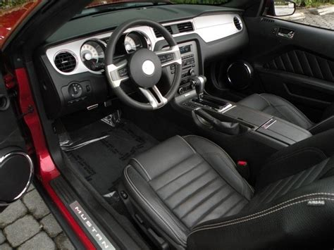 2011 ford mustang v6 premium convertible pony package for