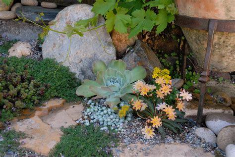 Rock Garden Liz Simpson Garden Design Alpine Rock Garden