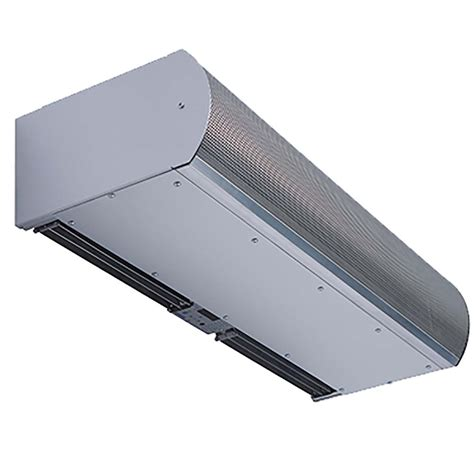 electric air curtain heaters alc08 1072e berner architectural low profile air curtain