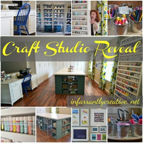and craft studio craft room reveal a look back infarrantly creative