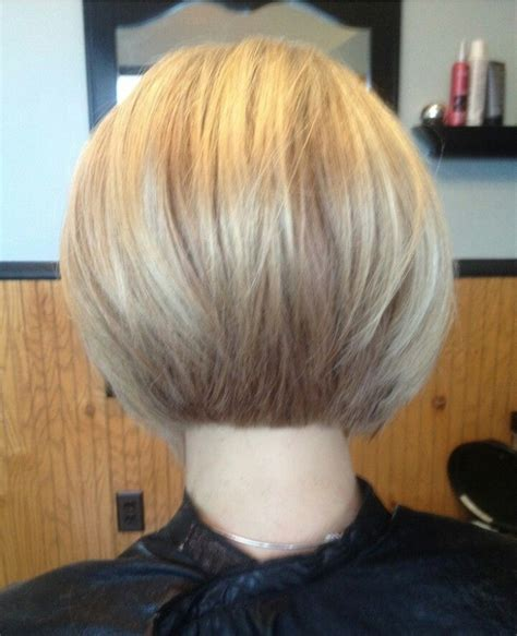 long layered stacked bob 201 best images about kapsels on pinterest more best