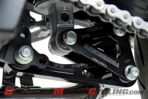 690 Enduro Tieferlegen by Yoshimura Gsx R 600 750 Rear Linkage Kits