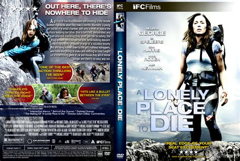 place cover covers box sk a lonely place to die 2011 high