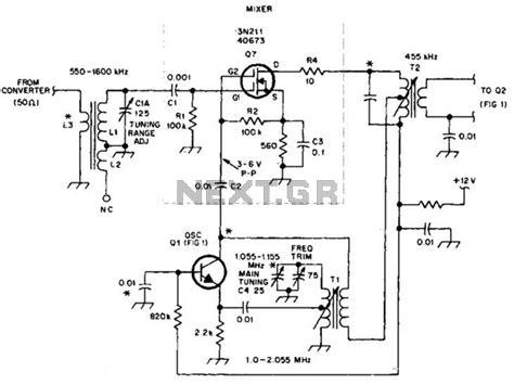 fet transistor oscillator fet transistor oscillator 28 images index 42 signal processing circuit diagram seekic lc