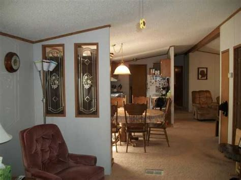 mobile homes interior wide mobile homes interior living 1995