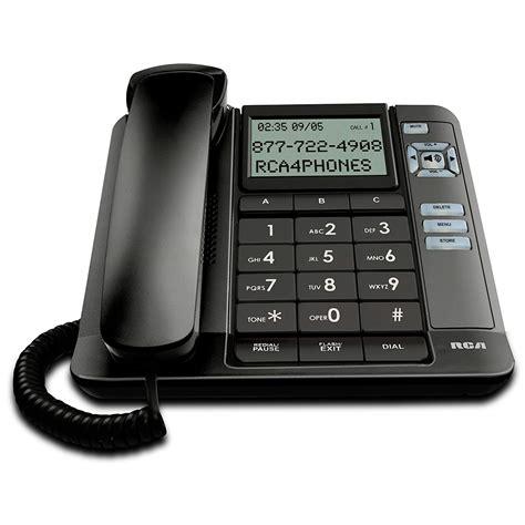 free desk phone landline telephone headset desk wall mount caller id
