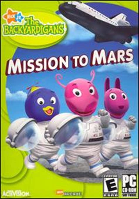 Backyardigans Mission To Mars The Backyardigans Mission To Mars Information From