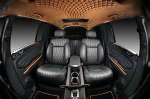 custom car interior design mercedes gl by vilner studio 2012 interior design