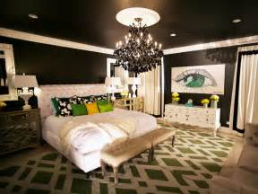 Black Bedrooms Black And White Bedrooms Pictures Options Amp Ideas Hgtv