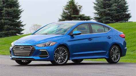 one review 2017 2017 hyundai elantra sport review more show more go