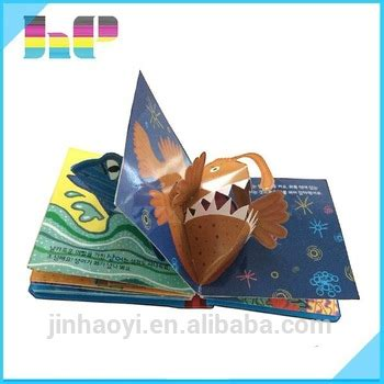 3d picture books 3d book printing pop up children s book printing