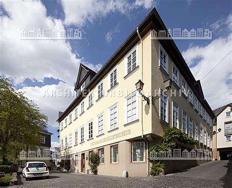 architekt wetzlar reichskammergerichtsmuseum wetzlar architektur bildarchiv