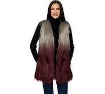 lisa renna in mink clearance deals online qvc com