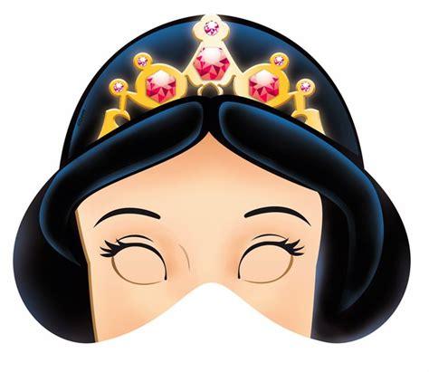 printable mask disney m 225 scaras branca de neve gr 225 tis para impress 227 o princess