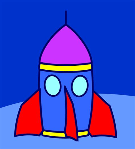 rocketship picture