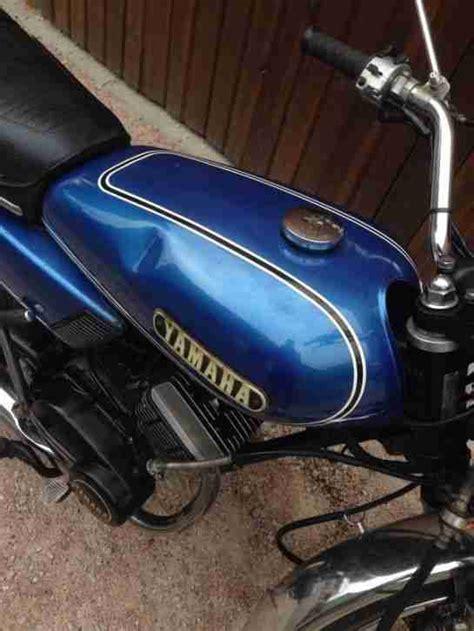 125er Motorrad Technische Daten by 125er Oldtimer Moped Motorrad Yamaha Rd 125 As3 Bestes